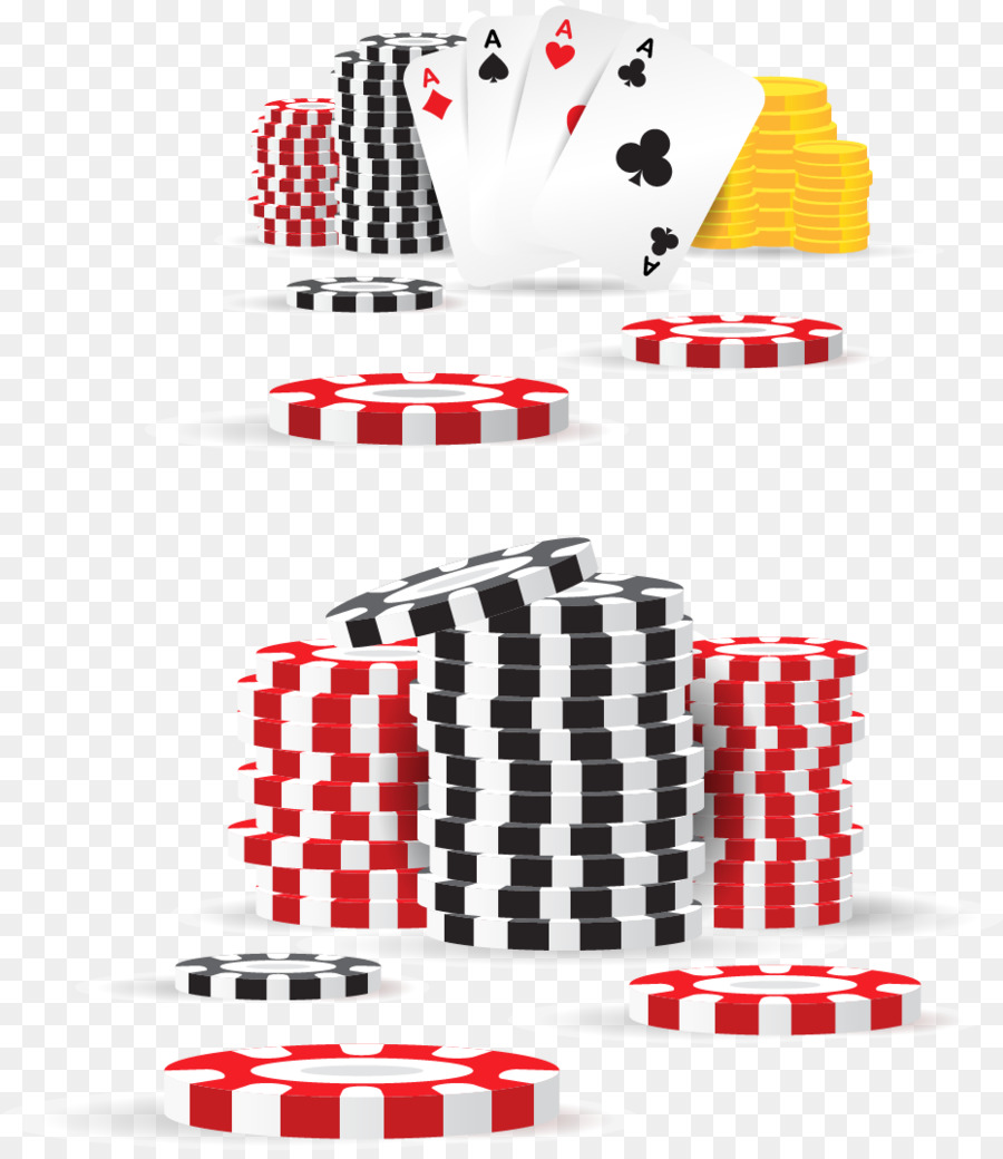 Token gambling slot machine. Casino clipart texas hold em