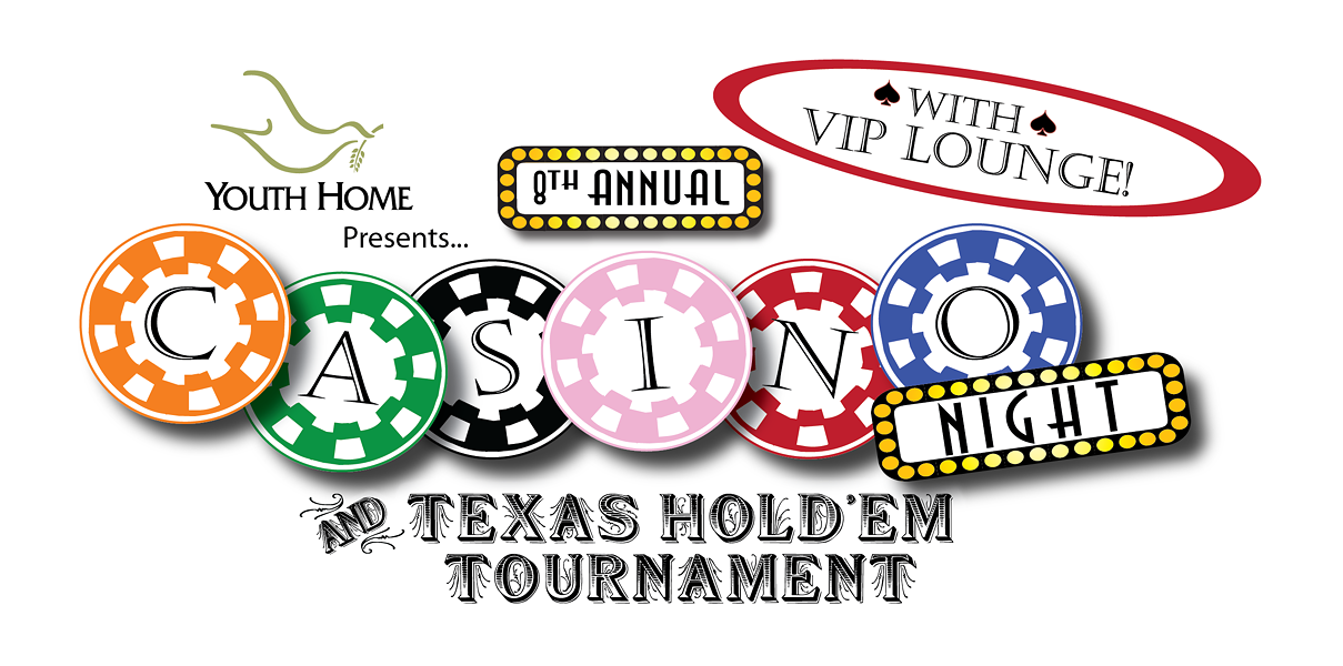 Youth home s th. Casino clipart texas hold em