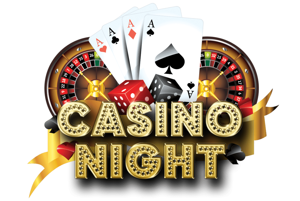 Night logo png stickpng. Casino clipart transparent
