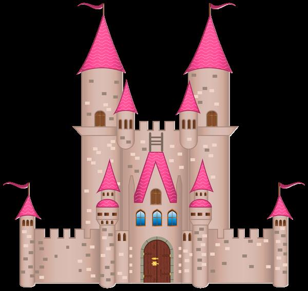 Keys clipart medieval. Pink castle png image
