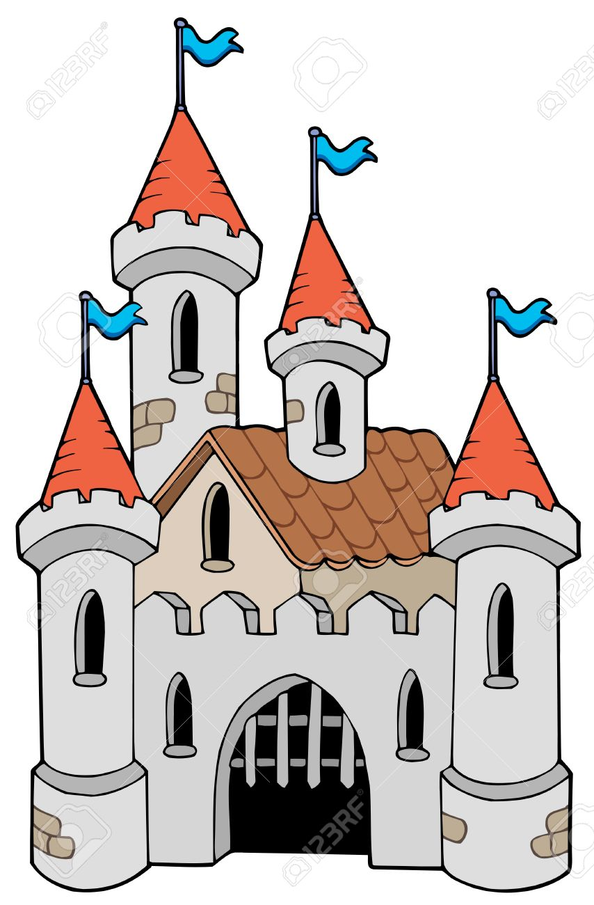 Castle clipart animated. Simple free download best