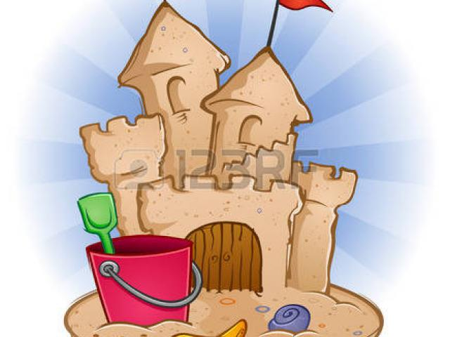 Castle clipart animated. Sand free on dumielauxepices