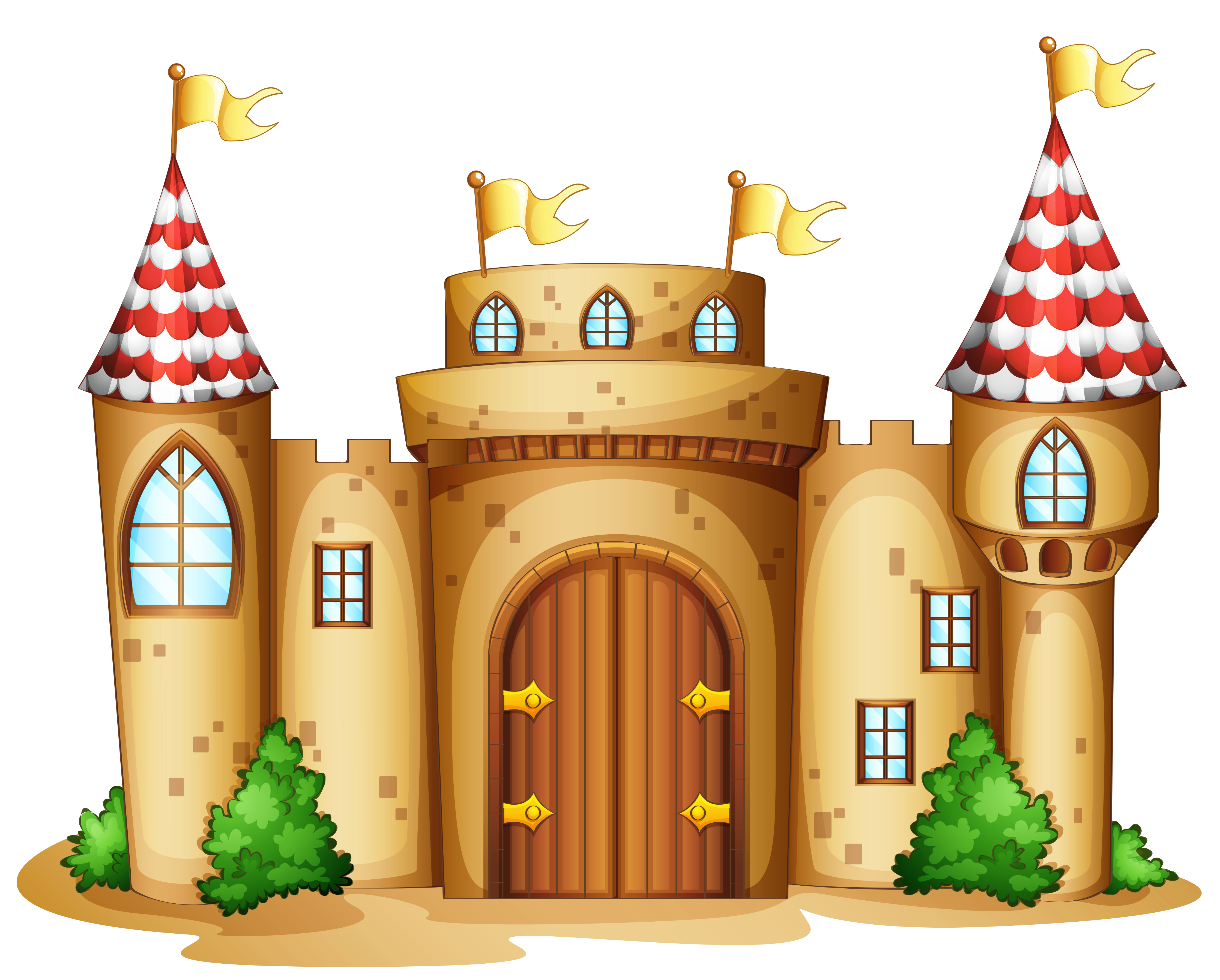 I clipart castle. Transparent picture gallery yopriceville