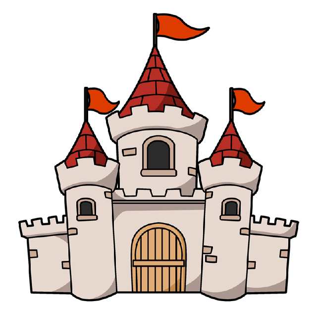 Clipart castle borders. The top best blogs