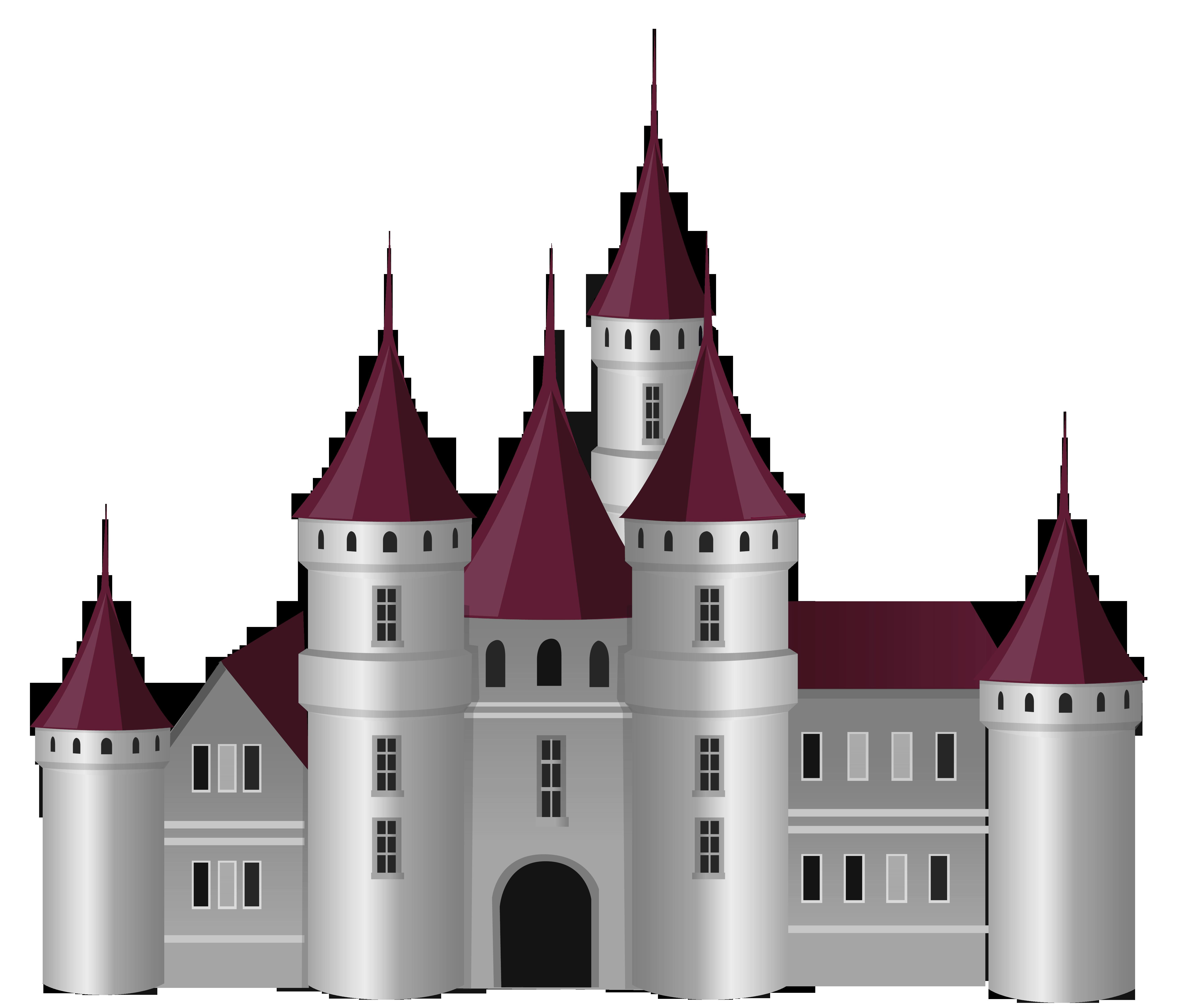 new castles cartoon. Palace clipart fish tank