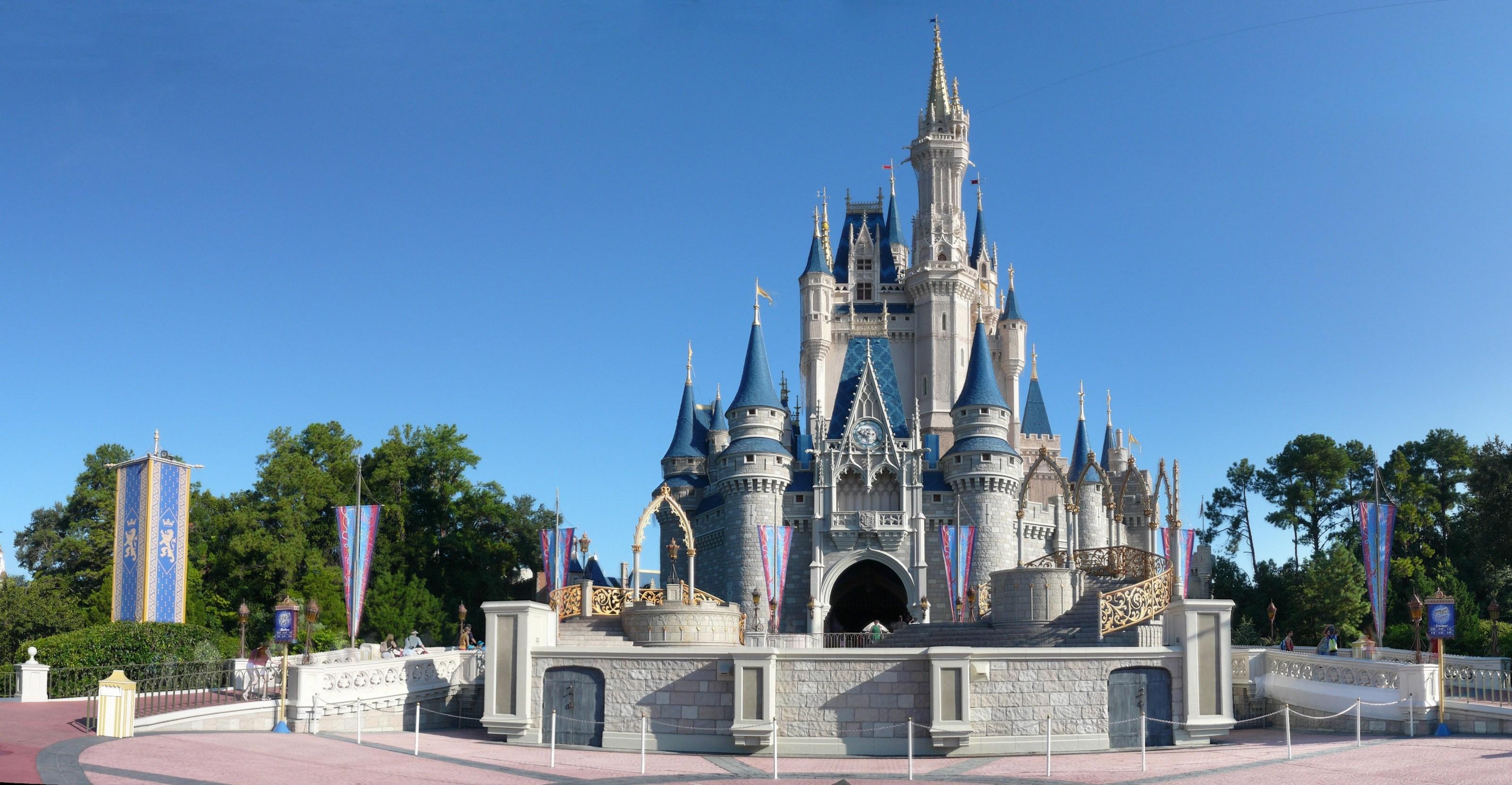 Castle clipart cinderella castle. Disney world ww fn