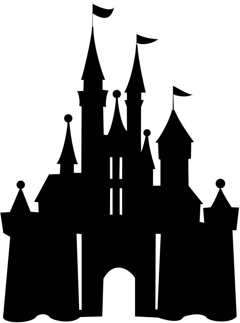 Unique disney design digital. Castle clipart cinderella castle
