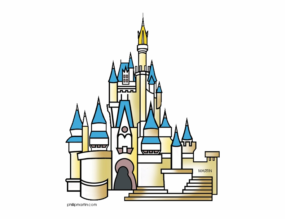 Palace clipart cinderella palace. House disney world castle