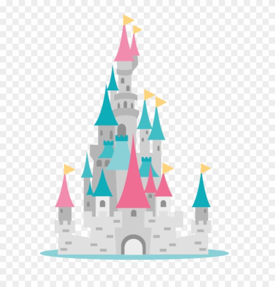 Princess castle clip art. Palace clipart cute