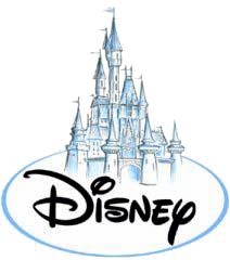 Disney clipart icon. Castle