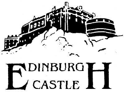 Bc etched designs. Castle clipart edinburgh castle