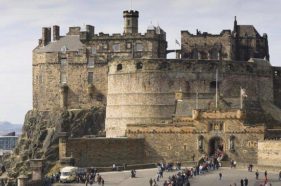Castle clipart edinburgh castle. The best sights landmarks