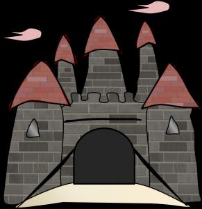 An englishman s school. Castle clipart edinburgh castle
