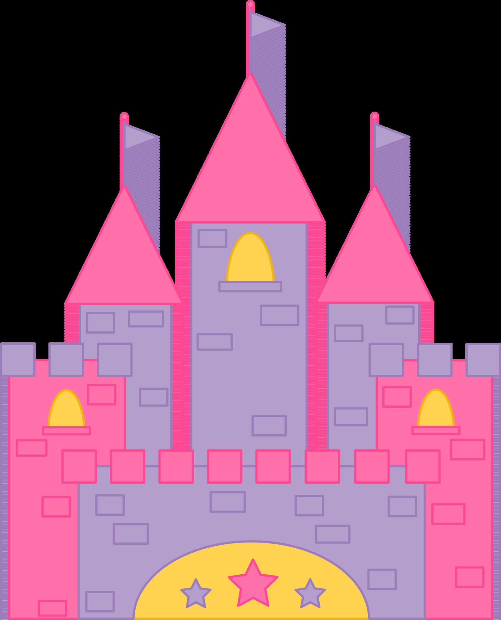 Station . Castle clipart fairytale castle