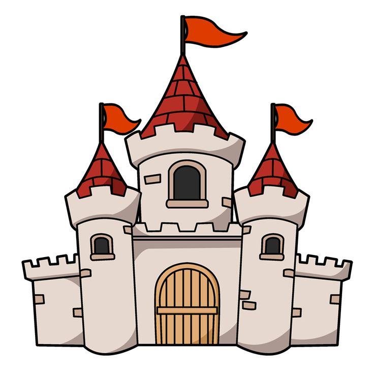 Silhouette at getdrawings com. Castle clipart fairytale castle