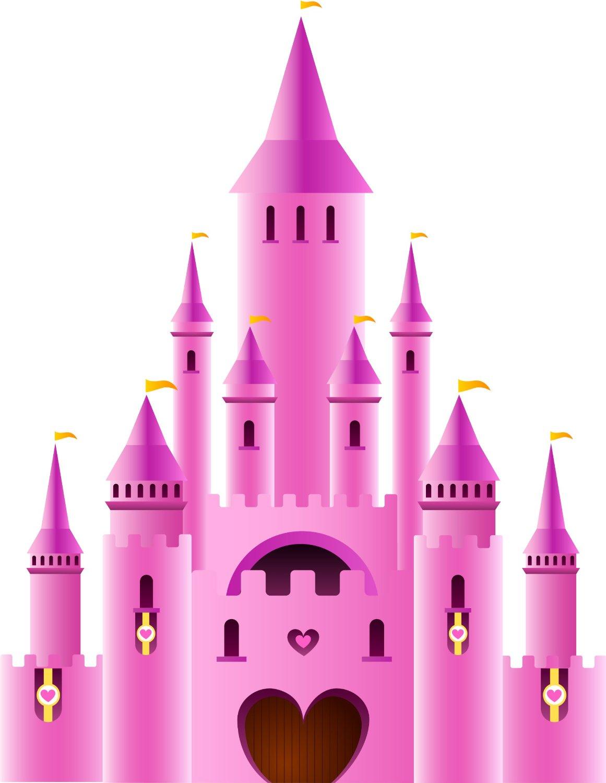 Castle clipart fairytale castle. Station