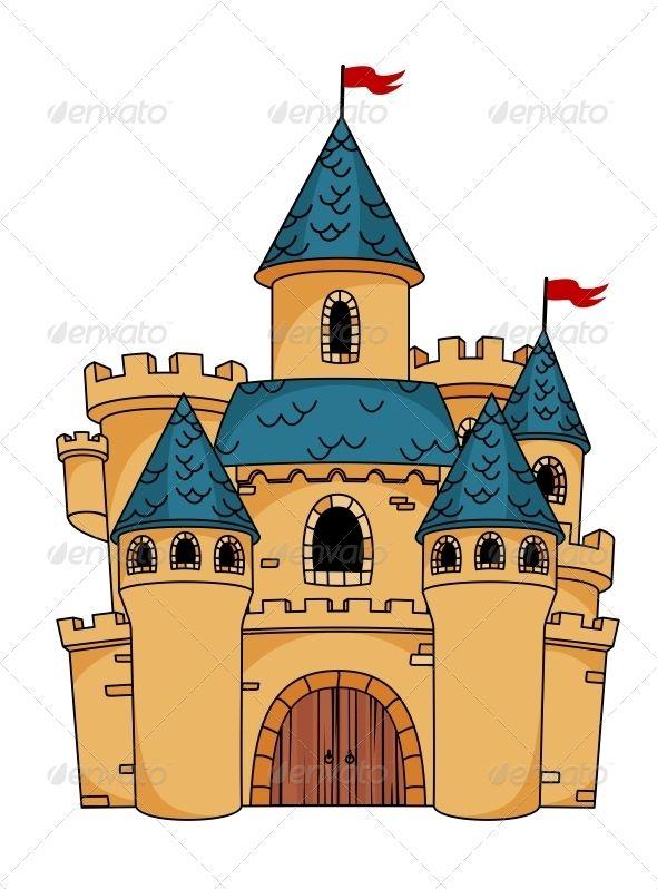 Clipart castle fancy.  best crafts clip