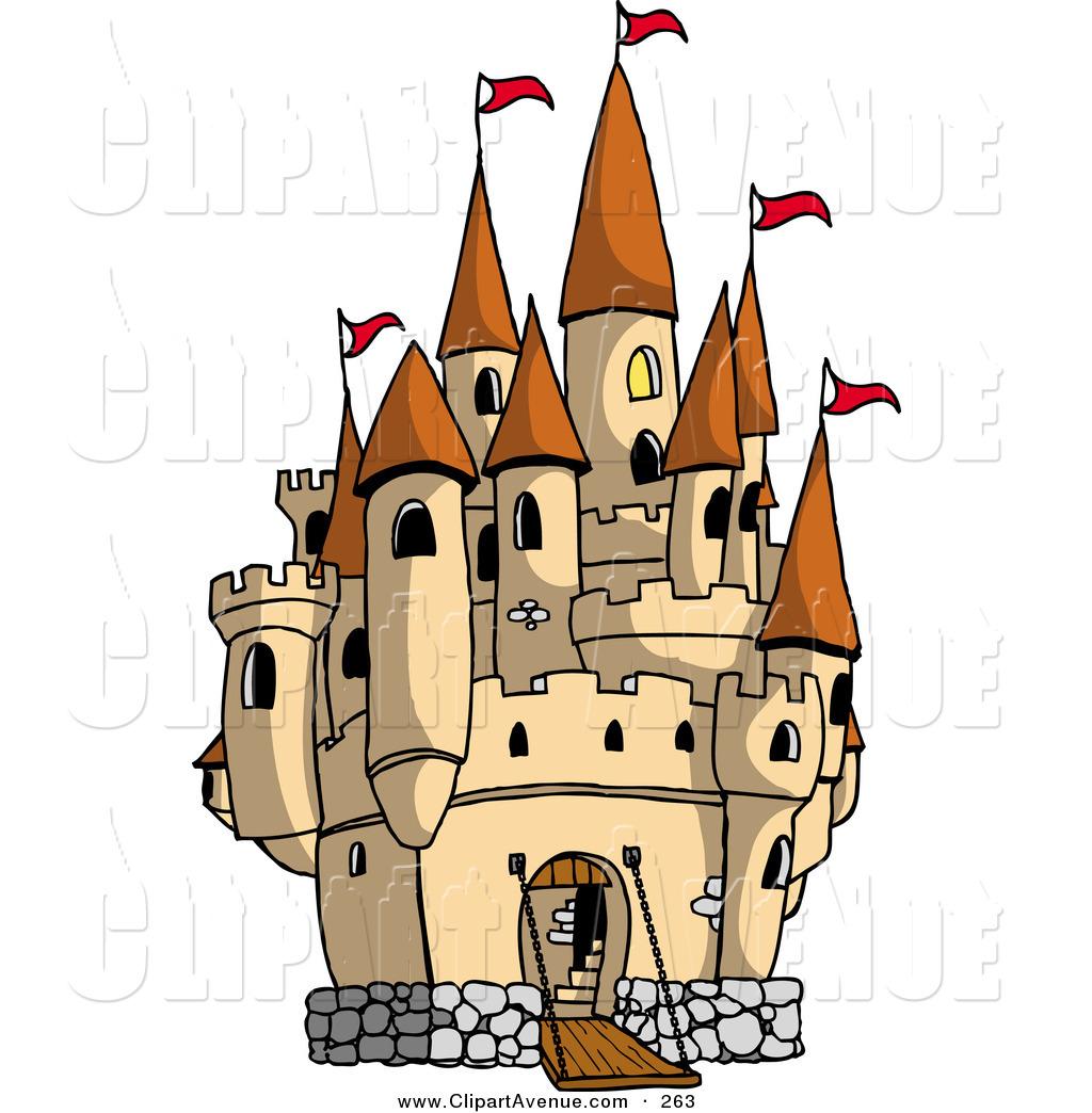 Clipart castle fancy. Panda free images disneyprincesscastleclipart