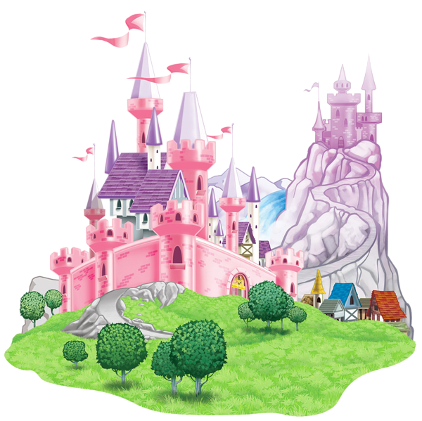 Fairytale clipart camelot. Transparent castle picture png