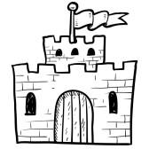 Clipart castle fortress. Free cliparts download clip