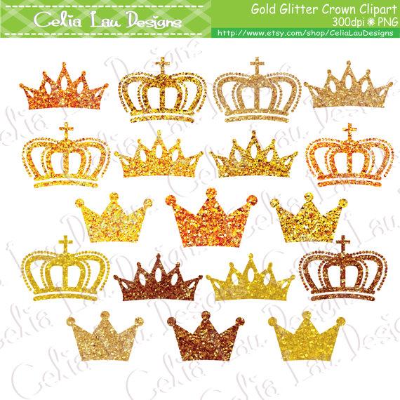 Castle clipart gold glitter. Crown crowns clip art