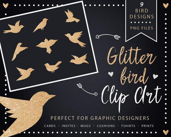 Castle clipart gold glitter. Golden bird cliparts clip