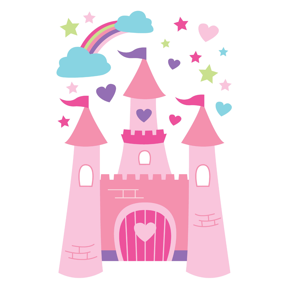 Palace clipart cute. Disney castle free download