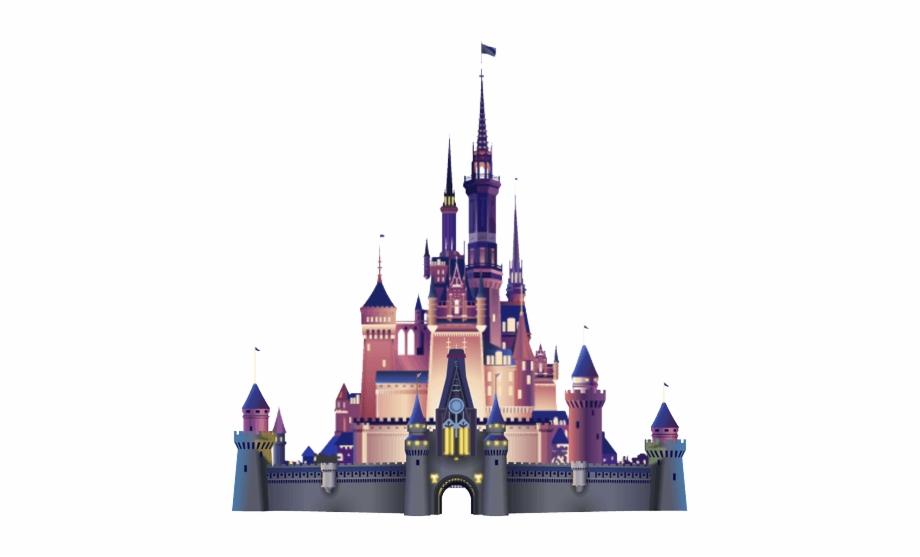 Castle clipart logo. Download free png disneyland