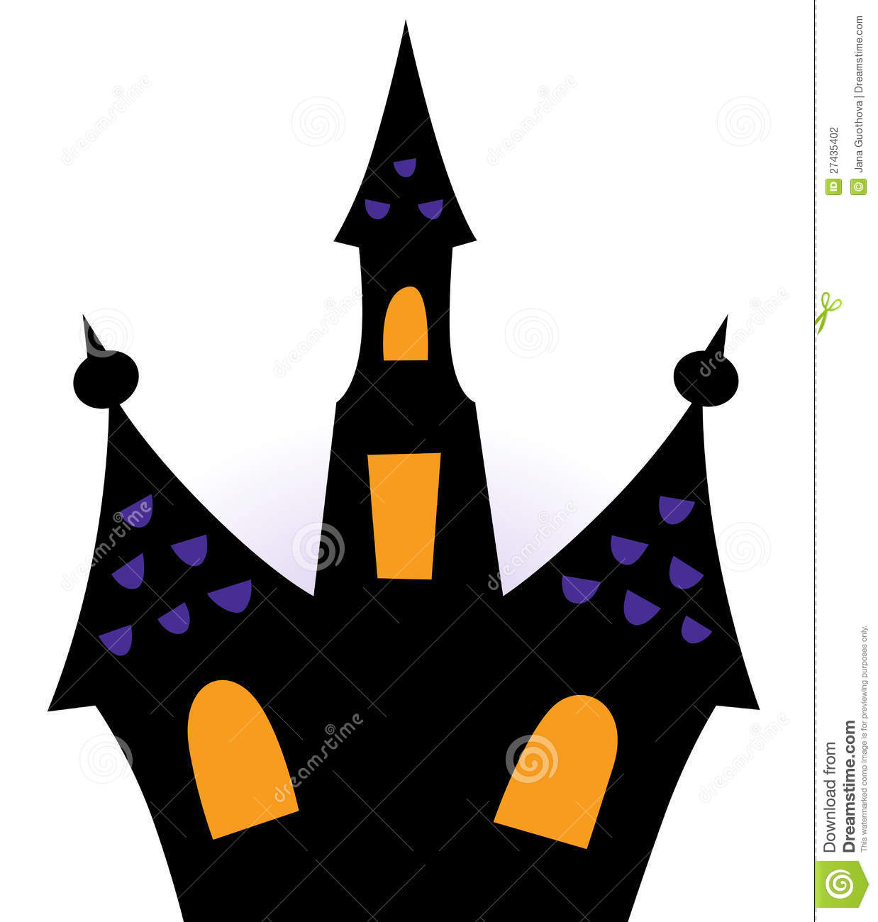 Haunted panda free images. Castle clipart mansion