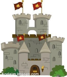 Clipart castle medieval town. Vbs pinterest castles and