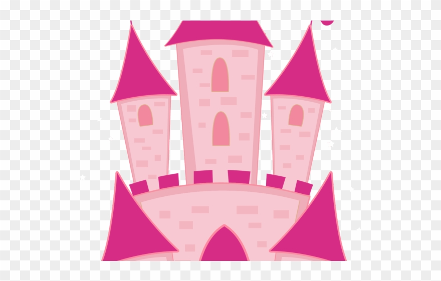 Prince little pony png. Palace clipart pink castle