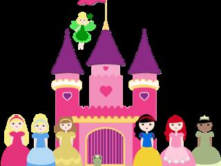 Images free disney image. Castle clipart princess