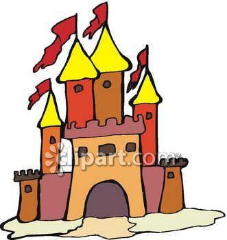 Castle clipart royal castle. Unique clip art panda