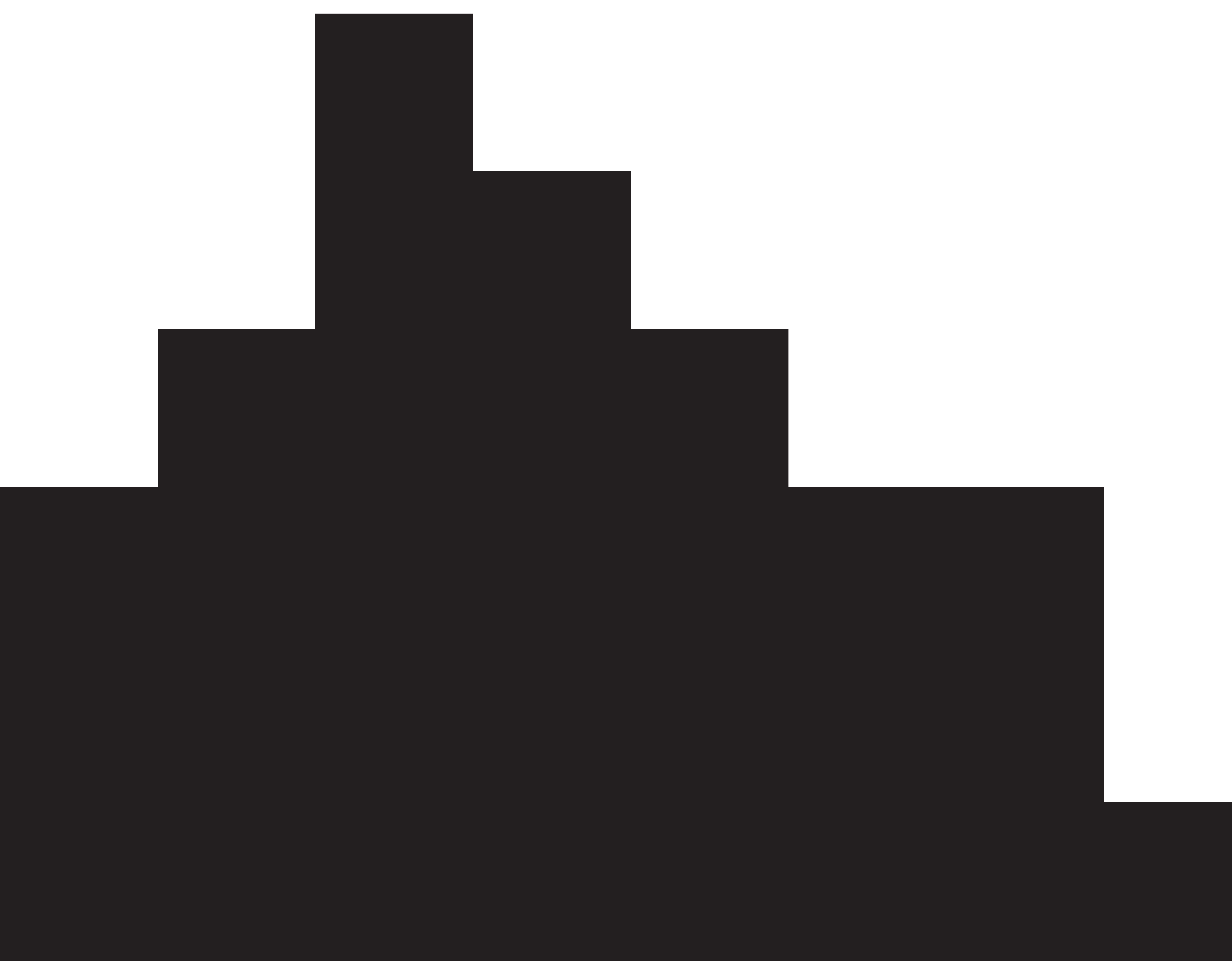 Castle Silhouette PNG Clip Art
