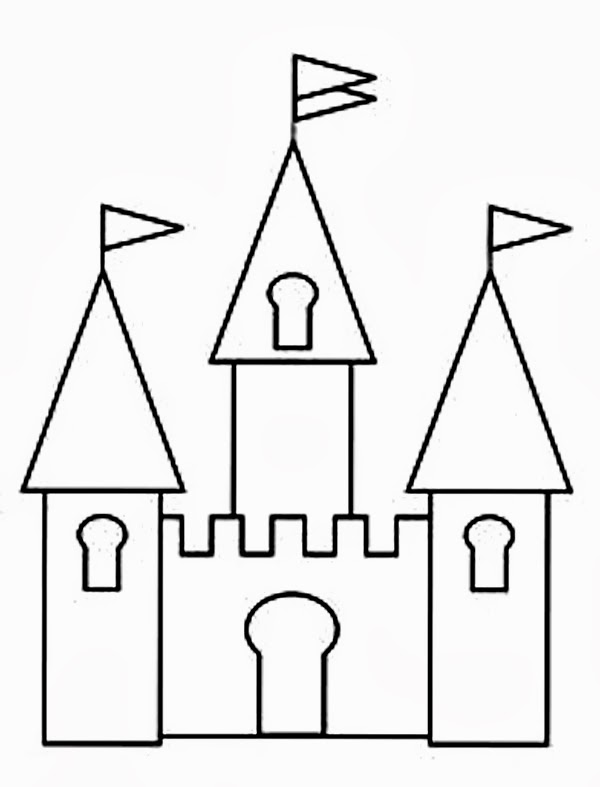 Disneyland clipart drawing. Free castle cliparts download