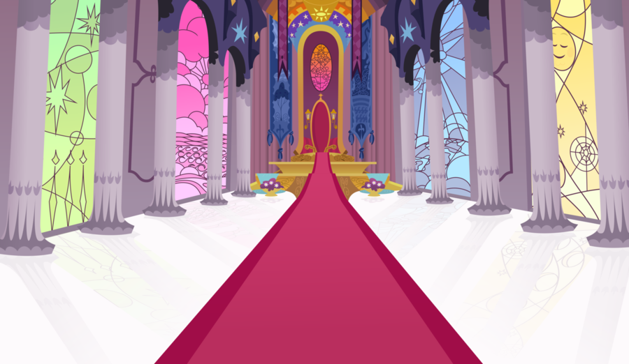 Clipart castle throne room. Cartoon pink purple transparent
