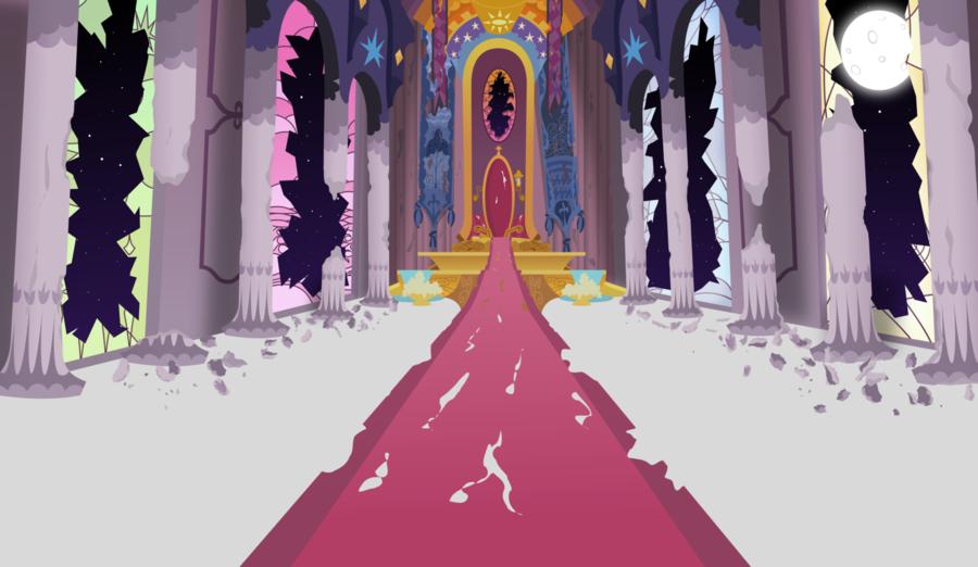 Clipart castle throne room. Twilight sparkle purple art