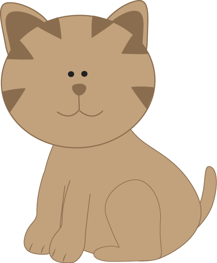 Cat clipart. Clip art images kitty