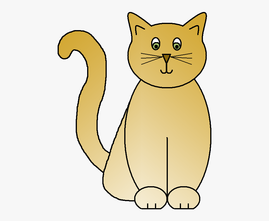 Cat clipart art. Clip clipartsiip transparent cartoon