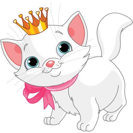 Cat clip art borders. Kitty clipart feline