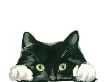 Cat clipart clear background. Png watercolor illustration transparent