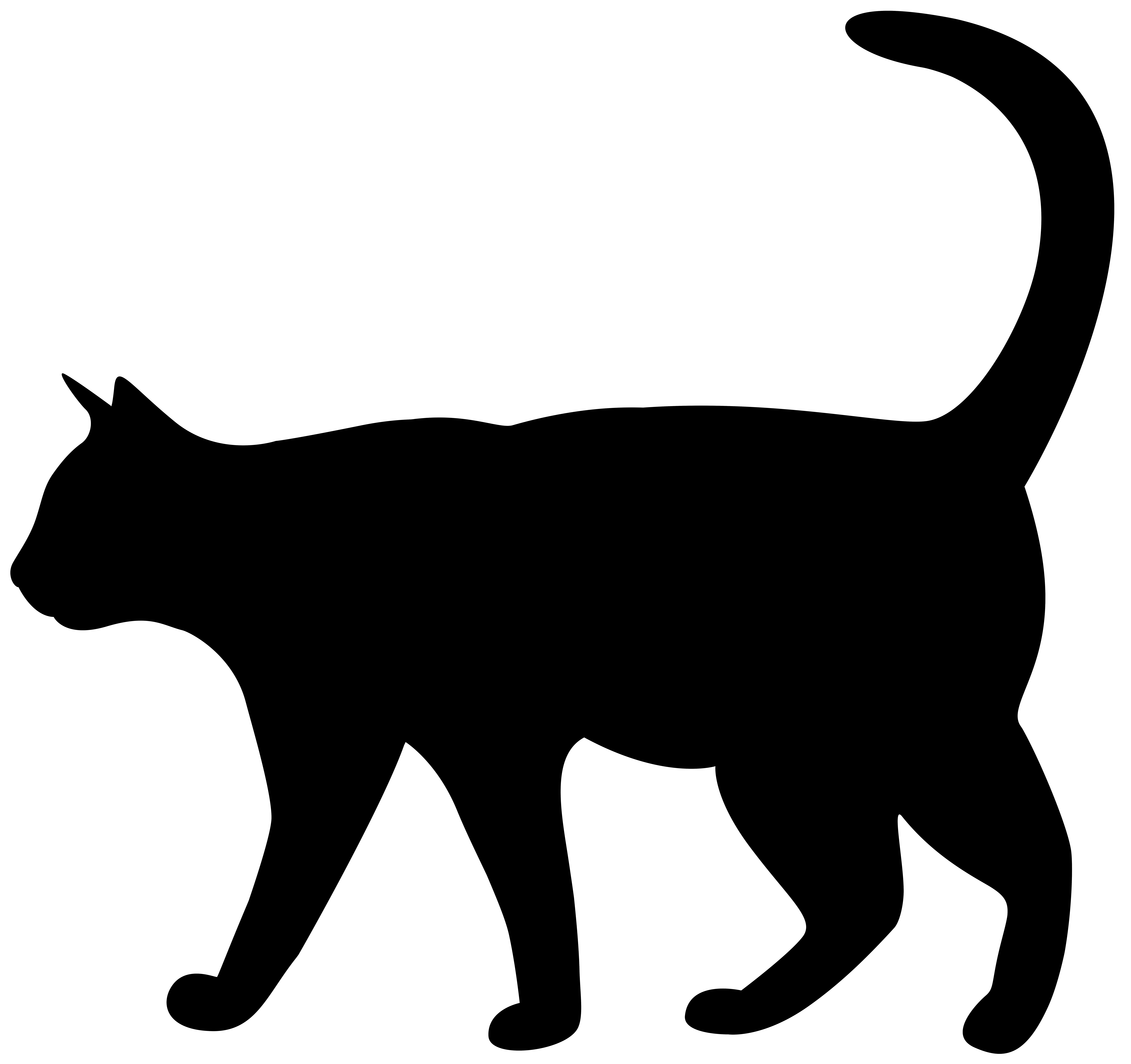 Cat clipart clear background. Transparent portal