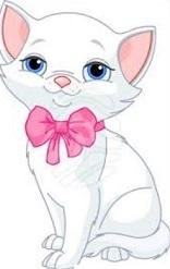 Free. Cat clipart cute