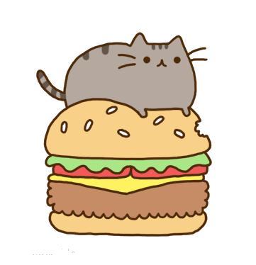 Cats pusheen
