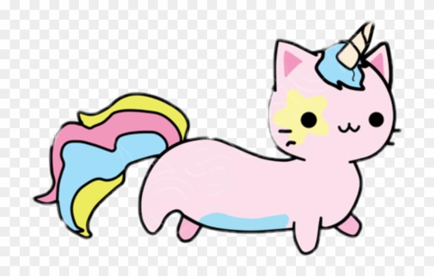 Clipart unicorn cat. Pinclipart