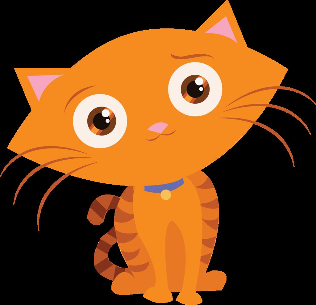Kitty by randomrobskii on. Cat vector png