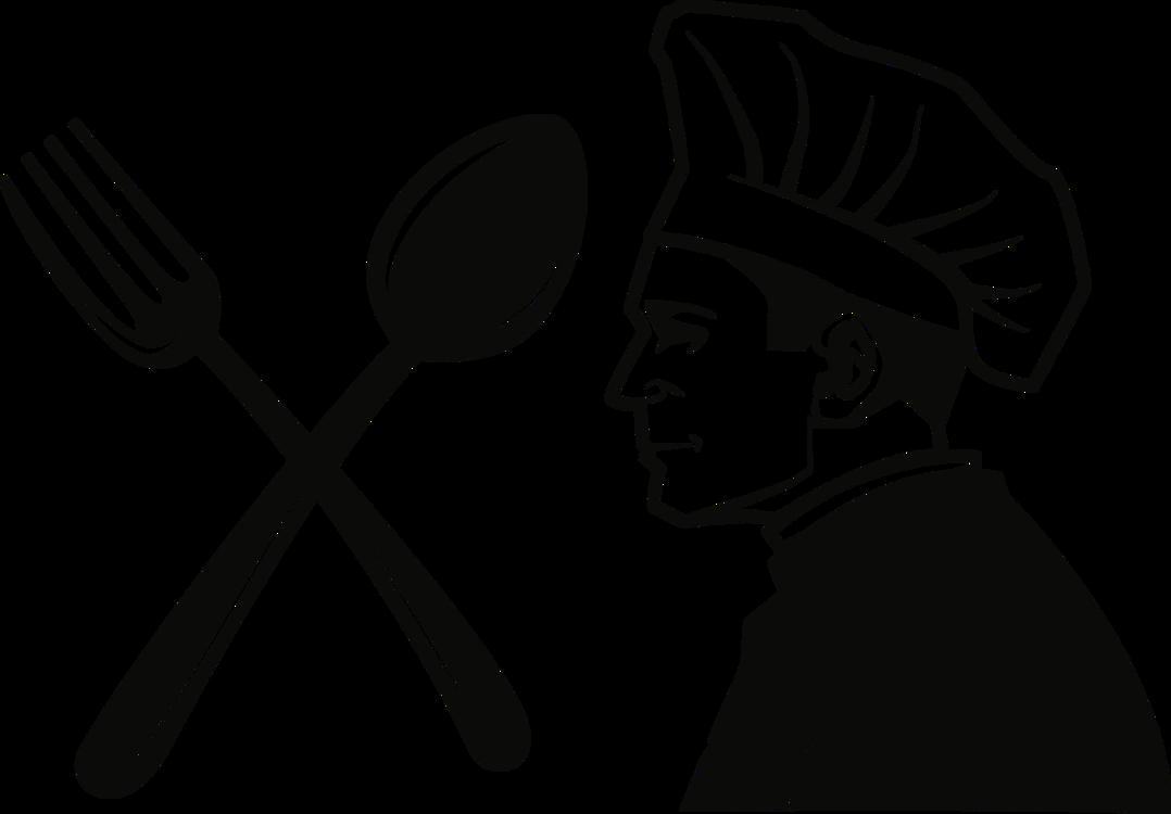 Catering clipart. Fork human behavior line