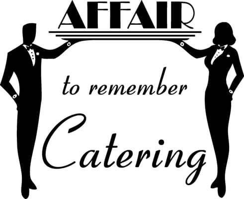 Affair to remember caterers. Catering clipart black and white