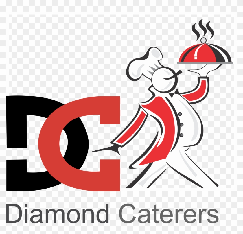 Diamond caterers hd png. Catering clipart catering logo