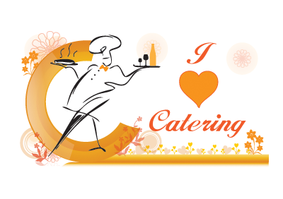 Catering clipart catering logo. Logos i love